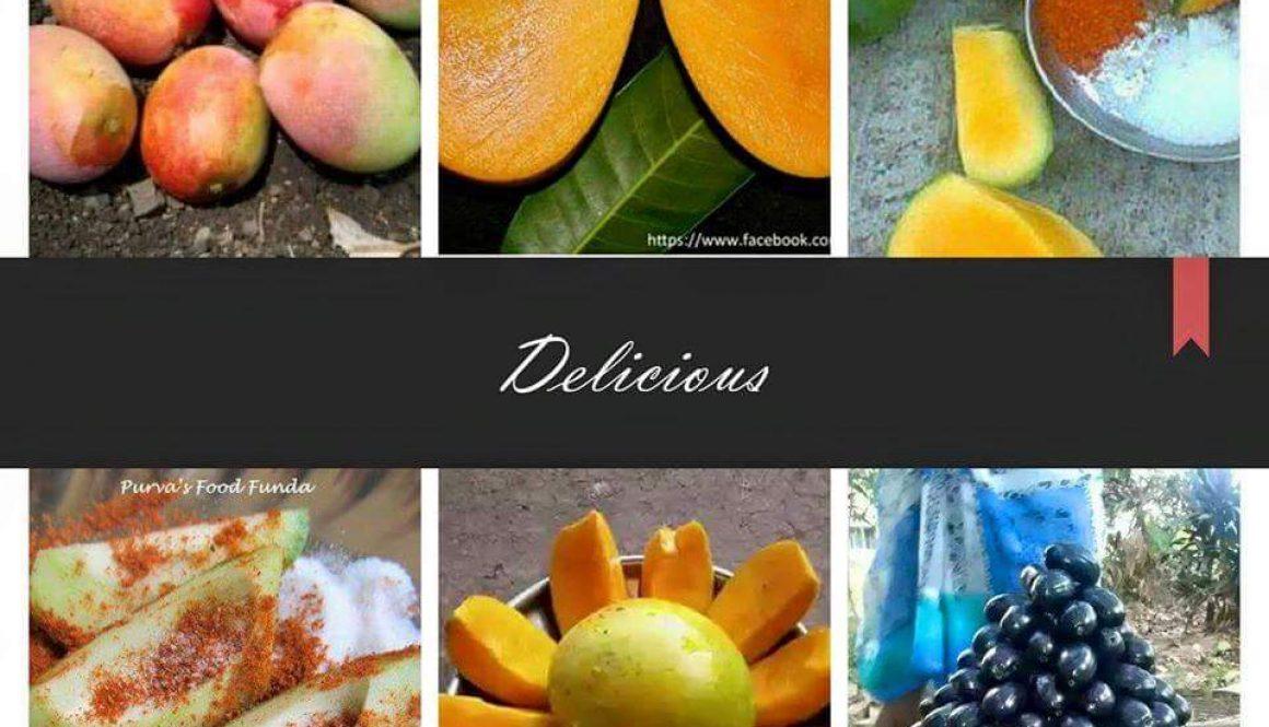 local Fruits of konkan